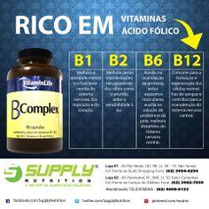 As vitaminas do complexo B são as maiores responsáveis pela manutenção da saúde do ser humano.