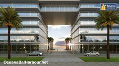 Aproveite o melhor projeto em #Miami frente ao mar em www.oceanabalharbour.net/br #ImoveisMiami #Investimento