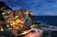 National Geographic, Italy, Cinque Terre Wallpaper
