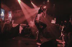 Death Grips live at LPR, via Pitchfork