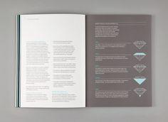 Luxury Branding: model for luxury brands // And Smith Essay Layout, Book Layout, Luxury Branding, Branding Design, Typography, Lettering, Grid System, Online Entrepreneur, Graphic Design Inspiration