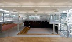Romanina Elementary School, Rome (2005 – 2012), by Herman Hertzberger, Marco Scarpinato – AutonomeForme