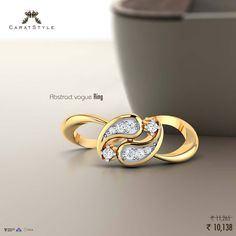 More women each day buy for themselves around the globe - Happiness is… Simple Jewelry, Gold Jewelry, Jewelry Rings, Diamond Bracelets, Diamond Rings, Buy Diamonds, Ring Designs, Gold Designs, Unusual Rings