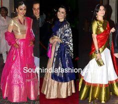 Tips To Flaunt Kanchipuram Silk At Weddings!! photo