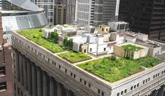 New Rooftops In France Now Have to Be Covered In Plants or Solar Panels