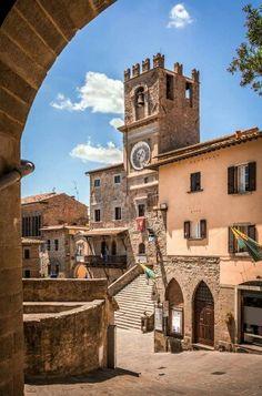 Cortona, Toscane, www.tendi.nl/italie