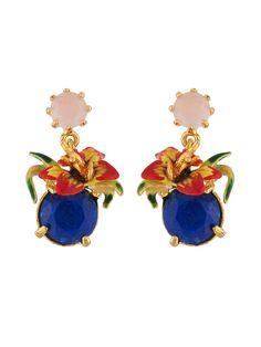 Earrings Jewelry & Accessories Precise Fruit Pineapple Hollow Ball Pendant Earrings Wooden Woven Rattan Transparent Large Ball Dangler Seaside Fashion Trend Earrings