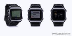 Nuevo Garmin Epix (499€/87gr/Batería16-50h) reloj gps, entrenador deportivo, memoria 8GB mapas y más..