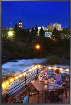 Clinkerdagger Restaurant -- A perfect place for a special business or romantic occasion or perhaps simply a nice getaway for lunch or dinner.