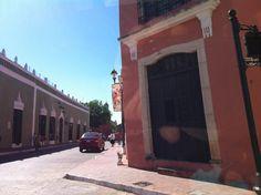 Valladolid - Downtown Street