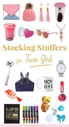 20 cool stocking stuffers for teen girls cheap and fun ideas inside