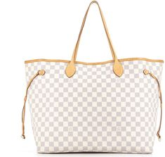 Shop for Damier Azur Neverfull GM Bag by Louis Vuitton at ShopStyle. Now for Sold Out.