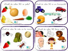 Comprehension of negation Speech Language Therapy, Speech And Language, Speech Therapy, Ludo, Dora, Spanish Classroom, Educational Games, Kindergarten Activities, Reading Comprehension