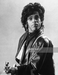 Prince performs on stage, wearing glasses and looking to camera, at Ahoy on June 1987 in Rotterdam, Netherlands. (Photo by Rob Verhorst/Redferns) Jazz, Hip Hop, Prince Charmant, Photos Of Prince, Prince Images, The Artist Prince, Roger Nelson, Prince Rogers Nelson, Purple Rain
