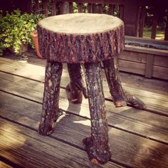 Art Projects For Kids: Garyu0027s Tree Stool
