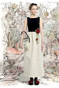 RED Valentino - Collections Fall Winter 2013-14 - Shows - Vogue.it