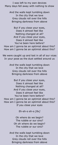 bastille pompeii lyrics youtube