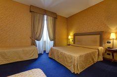 Triple Room @ Hotel Selene Roma in #Rome http://www.hotelseleneroma.it/