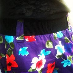 Street fashion #mixing print #floral #leopard