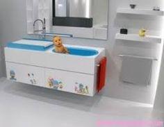 Resultado de imagen para baño bebe