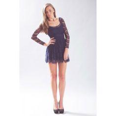 Brand: Keepsake Product Code: Keepsake Hearts Collide Dress (500×500)