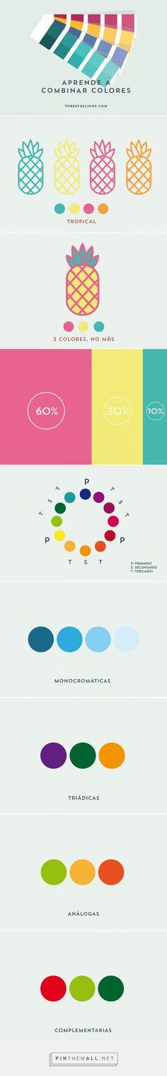 Aprende a combinar los colores de tu marca