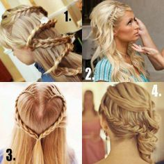 8 Best Cute Ways To Wear Your Hair Images Hair Looks Braided