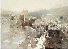 """Taipei Miramar "" , Chien Chung Wei, 10x14""."