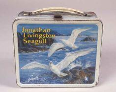 Jonathan Livingston Seagull lunchbox