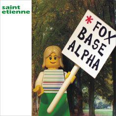 SAINT ETIENNE: Foxbase Alpha by Christoph!, via Flickr