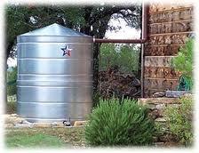 galvanized metal cisterns texas