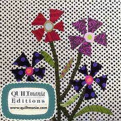 Les Fleurs du Mardi - Bloc 19 // The Tuesday Flowers - Block 19