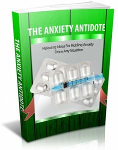 The Anxiety Antidote     #kingdomkramm