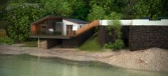 architect house oban loch view