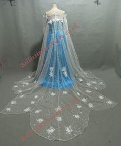 Queen From Frozen Elsa Dress | ... Tinkerbella has ordered a second even more splendid Queen Elsa dress
