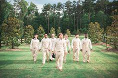 Groomsmen l John + Sarah l Pine Knoll Farms: Appling, GA Wedding Photographer — Wedding Photography