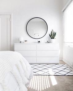 ZEN ROOM: Ideas for a Zen bedroom House decoration ideas ideas # for . - ZEN ROOM: Ideas for a Zen bedroom House decoration ideas ideas - Simple Bedroom Decor, Bedroom Ideas, Bedroom Inspiration, Bedroom Designs, Bedroom Inspo, Simple Bedrooms, Ikea Room Ideas, Ikea Bedroom Design, Ikea Inspiration