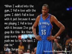 Kevin Durant Quote Impressive Kevin Durant.thank You Mama For All The Sacrificing You Have