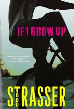 If I Grow Up by Todd Strasser. Growing up in the inner-city projects, DeShawn is reluctantly forced into the gang world by circumstances beyond his control.