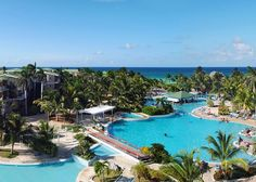 Tryp hotel, Cayo Coco, Cuba ~ Twice, we Loved it :) ~ Second time wasn't as good because they have a new manager & he has cut back on alot of things