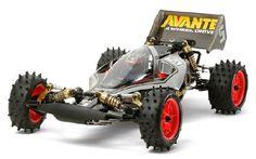 Tamiya (#84270) - 1/10 RC Avante 2011 Black Special