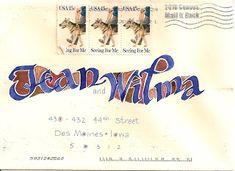 pushing the envelopes: April 2010