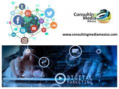 MANEJO DE REDES SOCIALES Y ESTRATEGIAS DE MARKETING DIGITAL. La cantidad de información que se puede obtener gracias a Internet es inmensa, por esta razón, en CONSULTING MEDIA MÉXICO generamos contenido de valor para tus redes sociales y utilizamos herramientas de análisis, además de dar seguimiento a tus campañas en redes sociales para determinar aquellas que son más efectivas. Te invitamos a comunicarte al teléfono (55)55365000,  #lamejoragenciadigital Community Manager, Sem Internet, Management, Movie Posters, Art, Digital Marketing Strategy, Tools, Thanks, Art Background