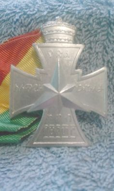 Haile Selassie I Authentic Star Of Victory by RastaCultureShop, $97.77