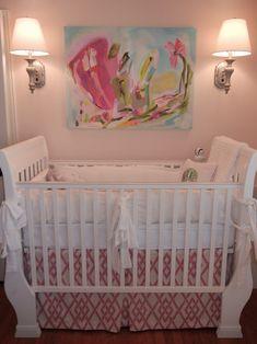 Mary Alice's Sophisticated Nursery - Project Nursery