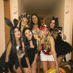 Halloween Costume Ideas That Are Guaranteed To Impress Best Friend Halloween Costumes, Halloween Inspo, Halloween Kostüm, Halloween Outfits, Halloween Disfraces, Tumblr Girls, Fancy Dress, Girl Group, Coachella