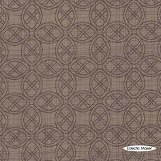 Kate & Birdie Paper Co. Winter`s Lane Linen Tiles in Grey