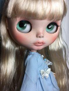 Custom Blythe Doll OOAK named Chloe  by EmmyB.lythe by EmmyBlythe