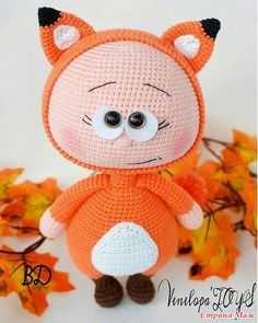 Amigurumi related content you can not find all the relevant content you can find on our site. Crochet Animal Amigurumi, Crochet Fox, Cute Crochet, Amigurumi Doll, Crochet Crafts, Crochet Projects, Diy Crafts, Crochet Dolls Free Patterns, Crochet Doll Pattern