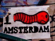 I worm Amsterdam??